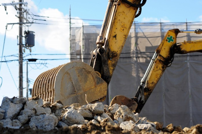 難易度の高い解体も弊社なら対応可能!